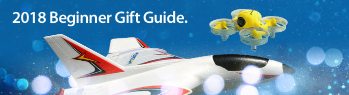 Beginner Holiday RC Aircraft Gift Buying Guide