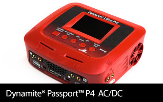 Dynamite Passport P4 AC/DC Four Port Multicharger with Bluetooth Connectivity