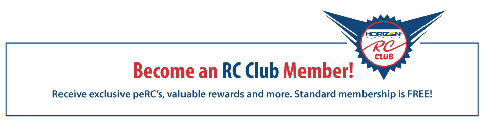 Join our RC Rewards Club.