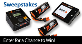 Enter for a chance to win a Spektrum SMART Technology Bundle