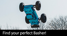 Horizon Hobby Find Your Perfect RC Basher