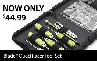 Blade Quad Racer Tool Set