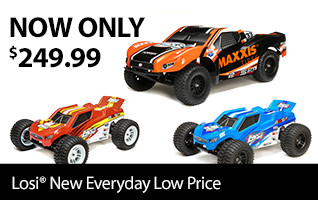 Losi 1/10 22S Maxxis K&N 2WD SCT ST Brushless RTR