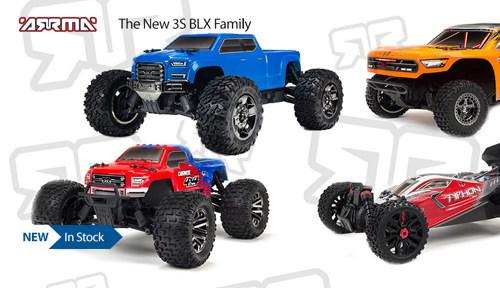 Monster Truck Rc Cars >> Rc Cars And Trucks Horizon Hobby