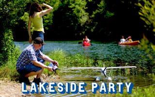 Lakeside Party