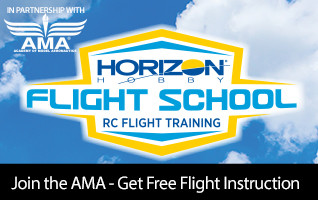 Horizon Hobby Flight School, in partnership with the AMA (Academy of Model Aeronautics), is here to connect eager newcomers with experienced RC coaches.