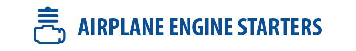 RC Airplane Engine Starters