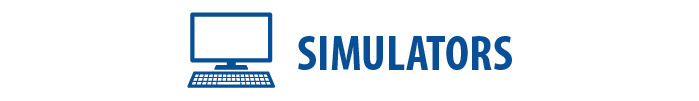 Shop all Simulators