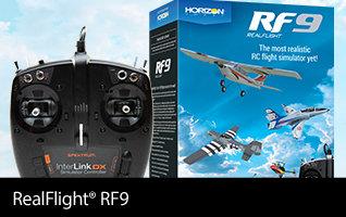 Fly it first in RealFlight Flight Simulator