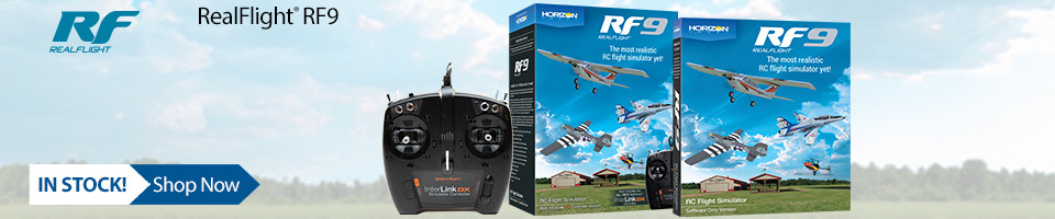 New Real Flight RC Aircraft Simulator