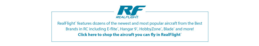 RealFlight RC Aircraft Simulator