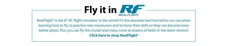 RealFlight RC Aircraft