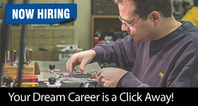 Join our team at Horizon Hobby! Career opportunities are waiting for you!