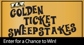 Horizon Hobby's TLR Golden Ticket Sweepstakes