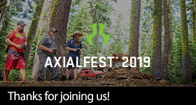 Axial Fest Landing Page Recap