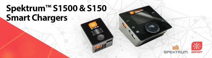 Spektrum Smart Chargers S150 S1500