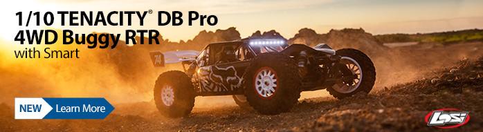 New! Losi Tenacity DB Pro RTR