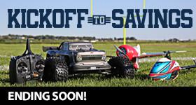 This football season save 15% off select products with coupon code KICKOFF