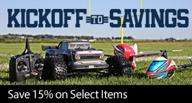 This football season save 15% off select products with coupon code KICKOFF