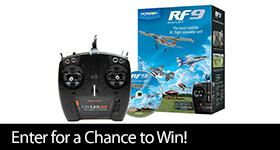 RealFlight RF9 Software and controller Sweepstakes!