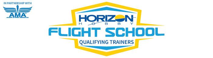 Horizon Hobby Flight School Qualifying Trainers