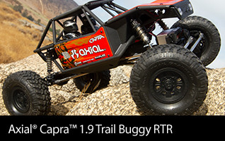 Axial Capra 1.9 Trail Buggy RTR