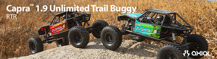 Axial Capra 1.9 Unlimited Trail Buggy RTR
