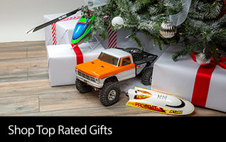 Top Rated Gifts for your RC driver