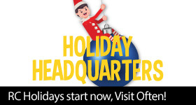 Visit Holiday Headquarters for the latest deals of the season