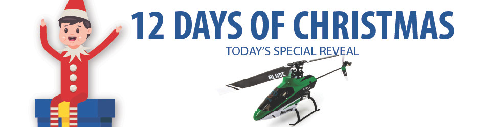 12 Days of Christmas Deals - Check back every day for a new offer