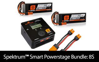 Spektrum Smart Powerstage Bundle 8S