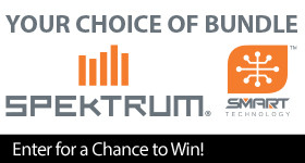 Your choice of Spektrum Smart Bundle