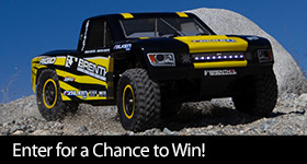 Horizon Hobby Sweepstakes - Enter for a Chance to Win