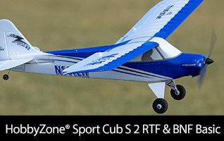 HobbyZone Sport Cub S 2