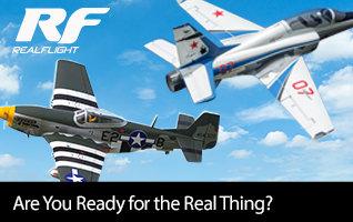 RealFlight RF9 Featured Aircraft