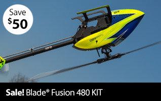 Save $50 Blade Fusion 480 Kit