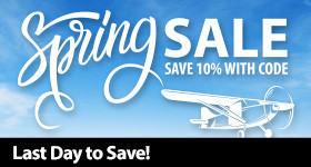 Save 10% using Coupon Code SPRING on select RC aircrafts, vehicles and accessories