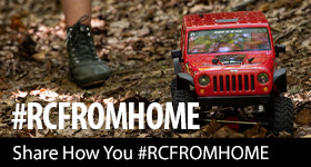 Share with us how you RC From Home