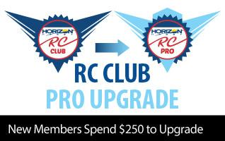 RC Club Pro Membership Upgrade Pro Status
