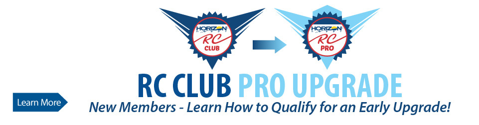 RC Club Upgrade To Pro Status