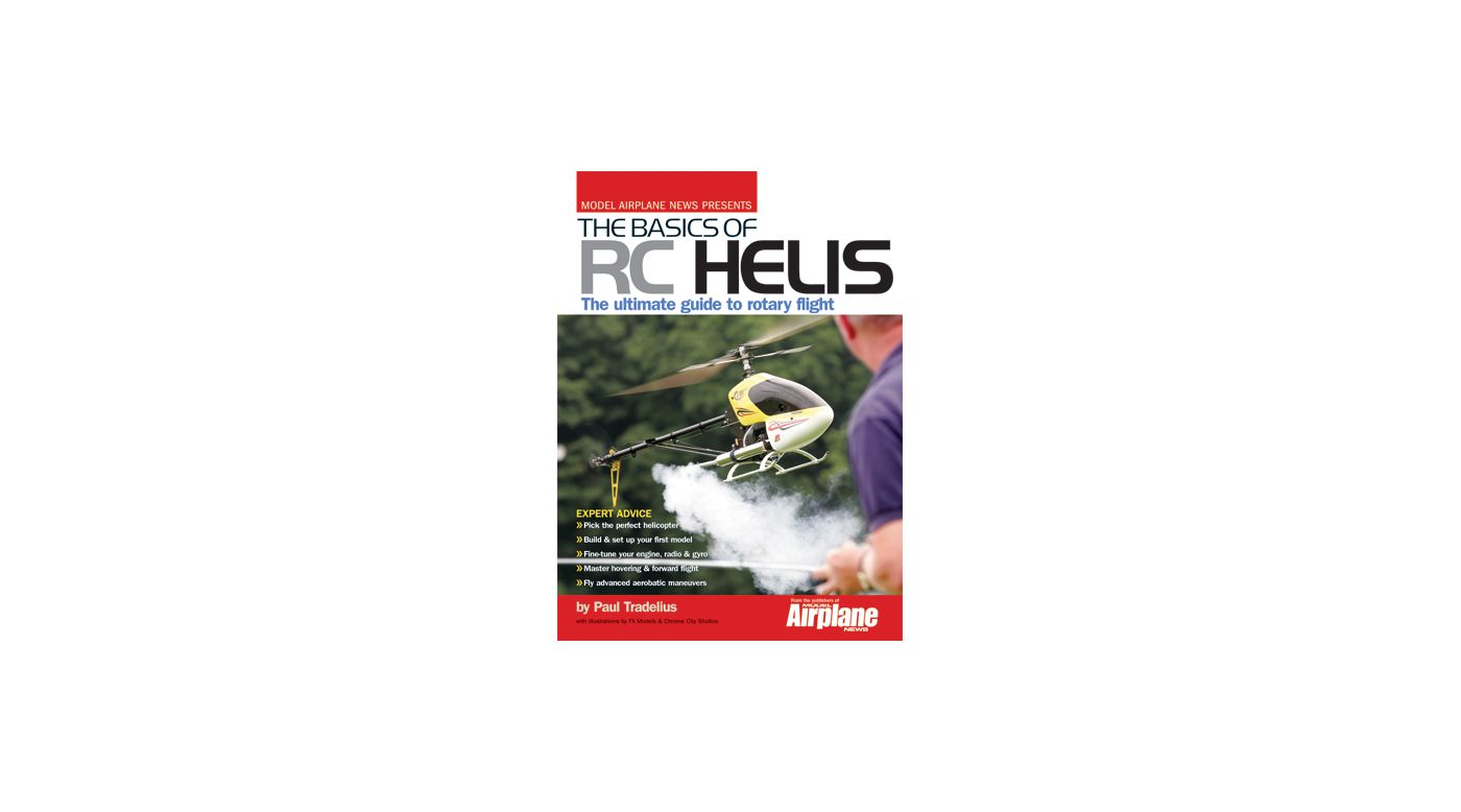 Image for The Basics Of RC Helis from HorizonHobby