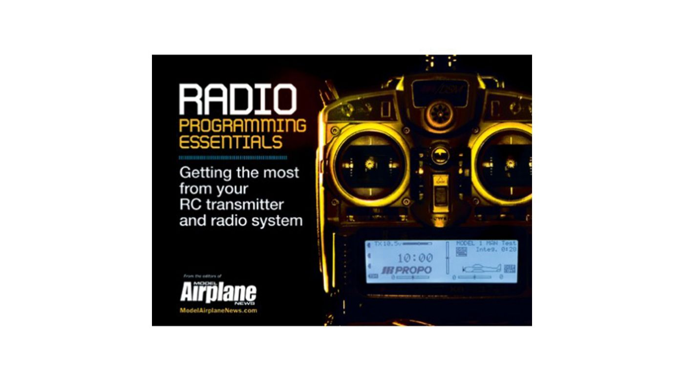 Image for Radio Programming Essentials from HorizonHobby