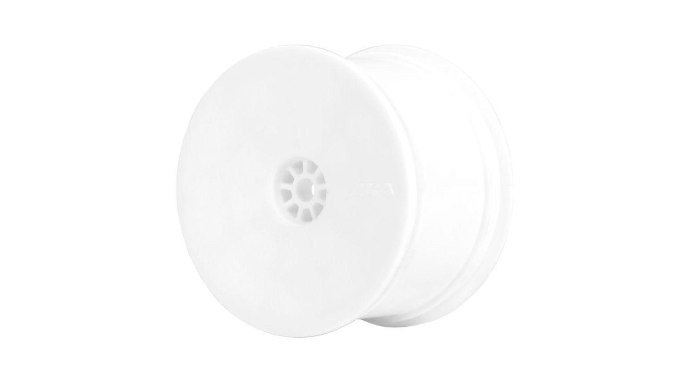 Image for 1/10 HEXlite Rear Wheel, White: Buggy (2) from HorizonHobby
