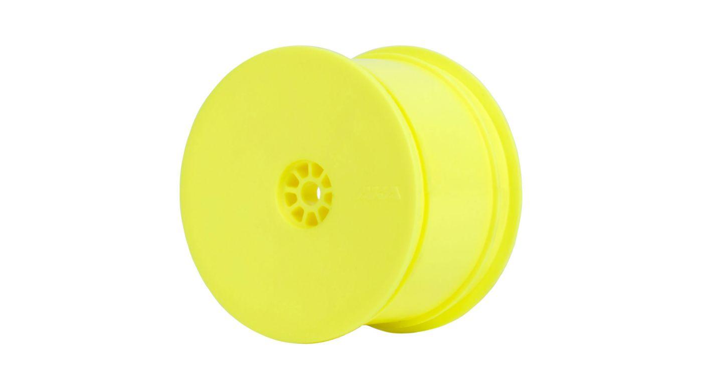 Image for 1/10 HEXlite Rear Wheel, Yellow: Buggy (2) from HorizonHobby