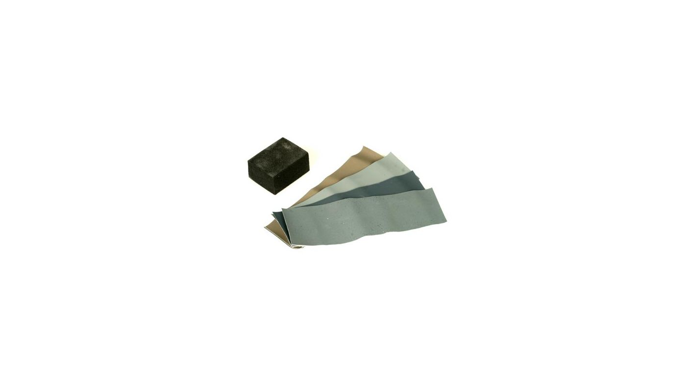 Image for Micromesh Polishing Cloths (6) from HorizonHobby
