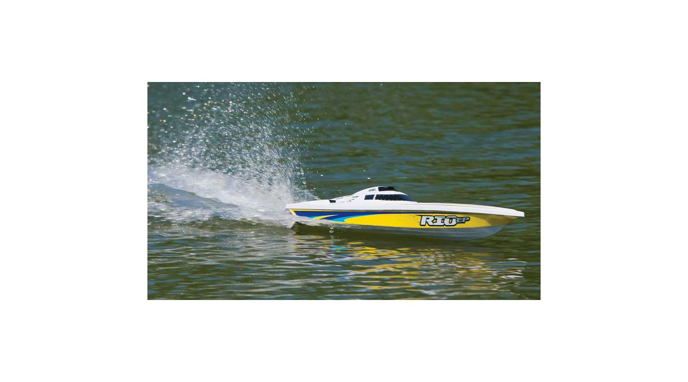 Image for Rio EP Offshore Superboat RTR from HorizonHobby