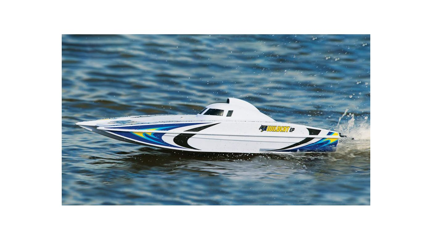 Image for Wildcat Brushless Catamaran RTR from HorizonHobby