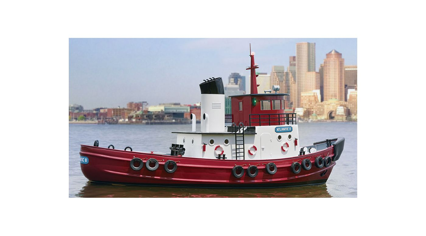 Image for Atlantic II Harbor Tug RTR from HorizonHobby