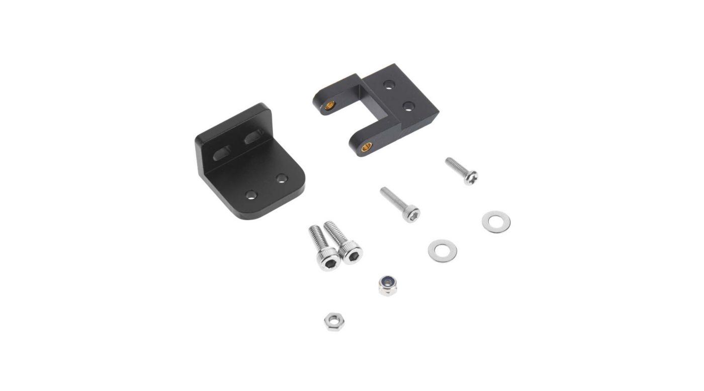 Image for Rudder Mounting Bracket with Hardware: UL-1 Superior from HorizonHobby