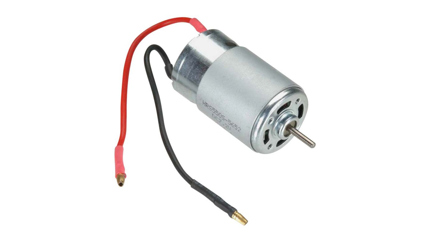 Image for Electric Motor 550 Low RPM from HorizonHobby